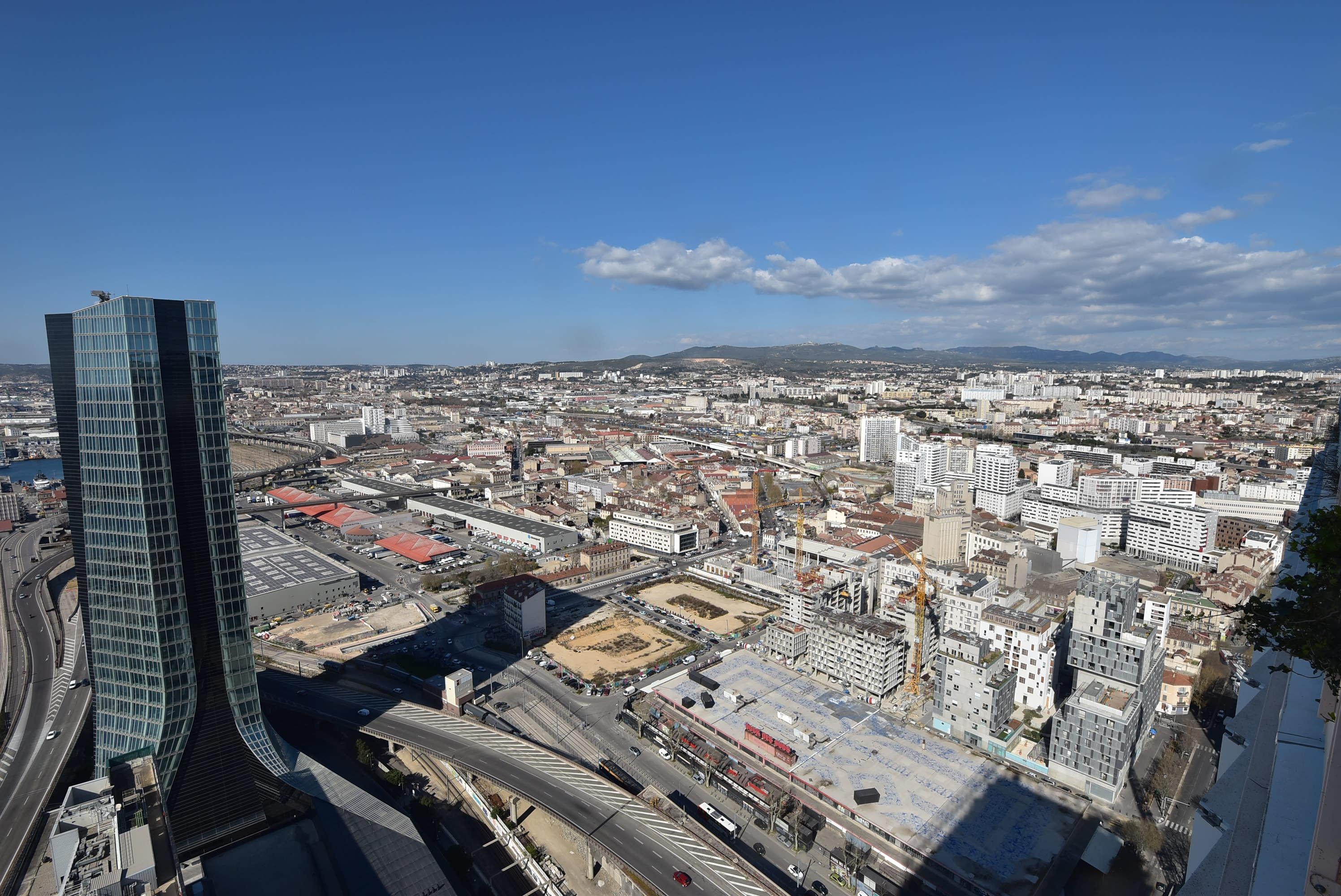 webcam Marseille - Sky Center